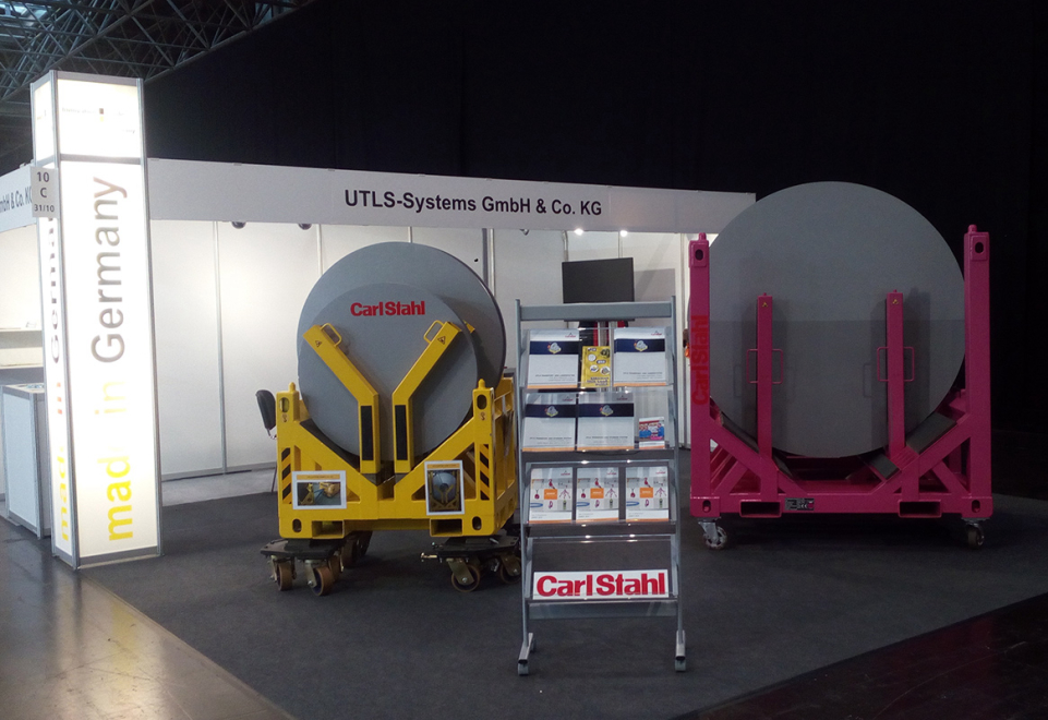 UTLS SYSTEM GmbH & Co KG at the Aluminium and EuroBlech trade fair