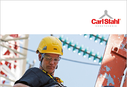 New Carl Stahl PPE 2017 catalogue