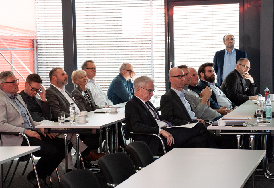 "Workshop ""SmartCity - Digitalisierung in Kommunen"""